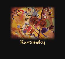 Kandinsky - Dream in Red Unisex T-Shirt