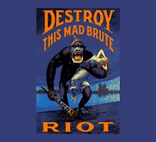Destroy this Mad Brute Unisex T-Shirt