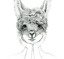 Llama me by aredblush