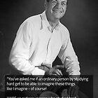 Richard Feynman by raymestalez