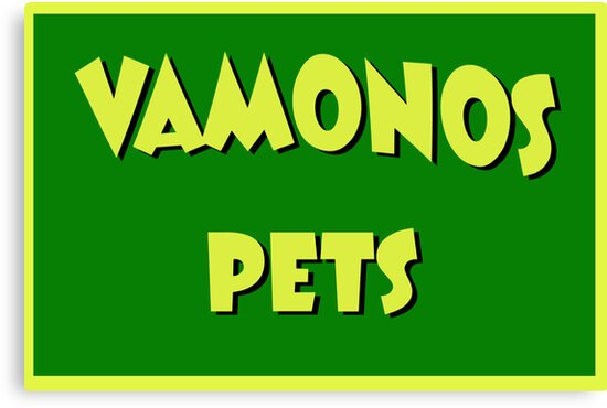 Vamonos Pets by Charles McFarlane