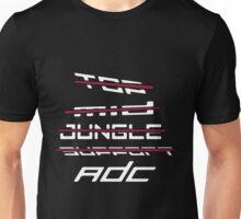 I MAIN ADC Unisex T-Shirt