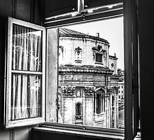 Out the Window by stevenfotos