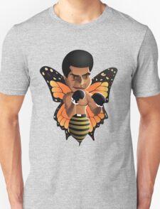 Float like a butterfly, sting like Ali Unisex T-Shirt
