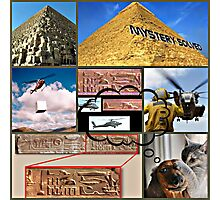 mystery solved Photographic Print