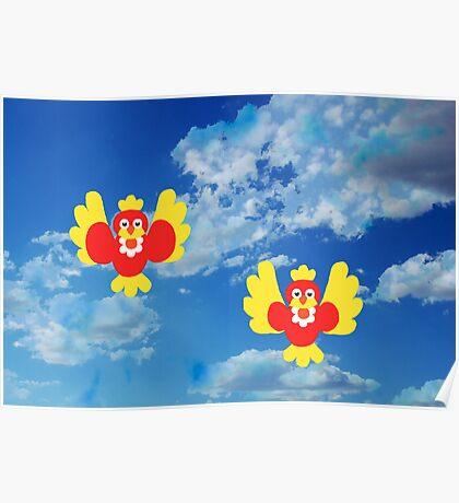 SWEET BIRDS Poster