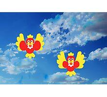 SWEET BIRDS Photographic Print