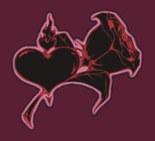 Our Bleeding Hearts by kobalos