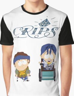 South Park|Jimmy|Timmy|Crips Graphic T-Shirt