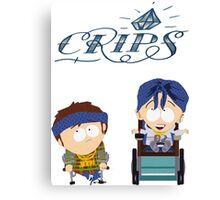 South Park|Jimmy|Timmy|Crips Canvas Print