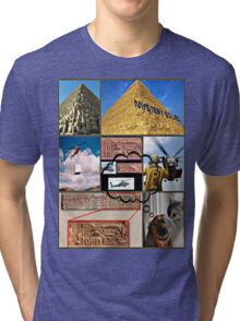 mystery solved Tri-blend T-Shirt