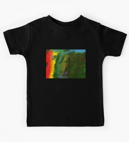 I Don't Know - an Abstract Kids Tee