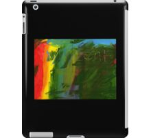 I Don't Know - an Abstract iPad Case/Skin