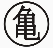 Master Roshi Logo Kids Clothes