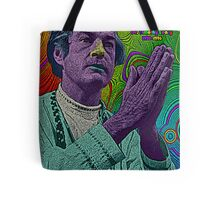 Timothy Leary by Culture Cloth Zinc Collection Tote Bag