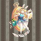 Fionna In Wonderland by goldenapple
