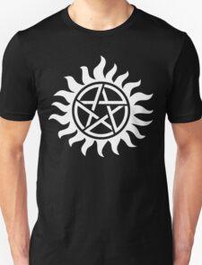Supernatural Tattoo (white) Unisex T-Shirt