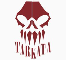 Tarkatan Symbol (With Text) by B3RS3RK3R