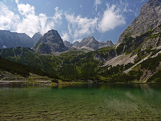 Sebensee - Austria by Kat Simmons