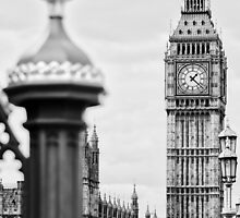Big Ben by Adrian Alford Photography