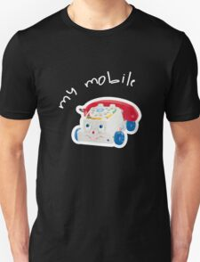 My Mobile - Chatter Phone Unisex T-Shirt