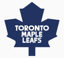 Toronto Maple Leafs hockey logos T-Shirts ,Stickers by boomer321sasha