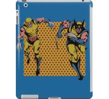Wolverines 60s and 80s iPad Case/Skin