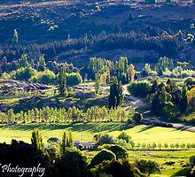 Landscape at Dusk by Wild Range Photography