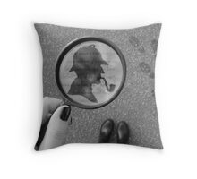Literature Photography - Mystery Throw Pillow