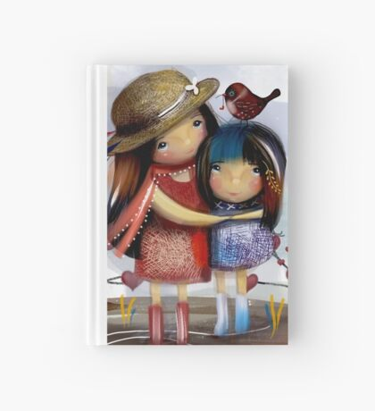 Love and Friendship Hardcover Journal