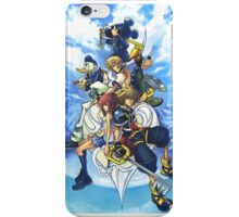 Kingdom Hearts II iPhone Case iPhone Case/Skin