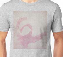 pink paper - 2 Unisex T-Shirt