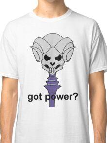 Got Power - Havoc Staff - Black Font - Color  Classic T-Shirt