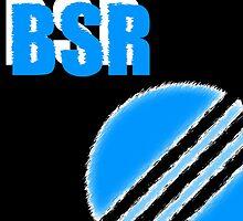 BSR Poster by Randyranderson