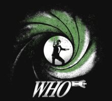 The Name's Who T-Shirt