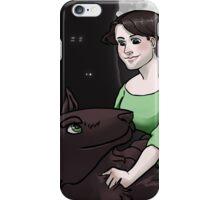 Literal Moonshine iPhone Case/Skin