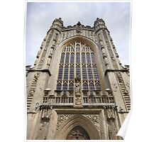 Bath Cathedral Poster