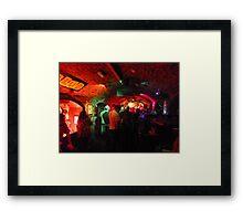 Cavern Club Framed Print