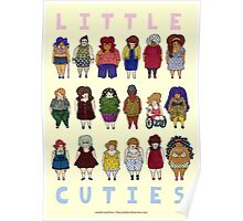 Littie Cuties Poster