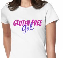 Gluten Free Gal Womens Fitted T-Shirt
