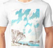 Creekside silhouette Unisex T-Shirt