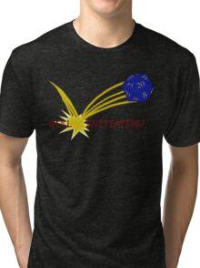 Roll Initiative T-Shirt Tri-blend T-Shirt