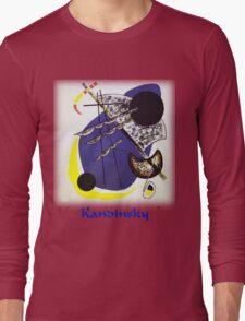 Kandinsky - Small World Long Sleeve T-Shirt
