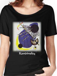 Kandinsky - Small World Women's Relaxed Fit T-Shirt