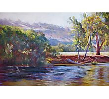 Tranquil Trawool Afternoon Photographic Print