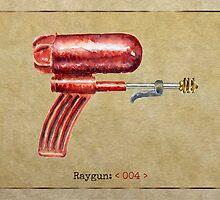 Raygun 004 by Garabating