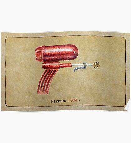 Raygun 004 Poster