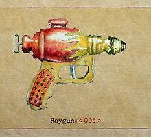 Raygun 005 by Garabating