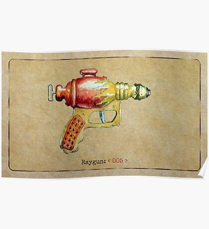 Raygun 005 Poster