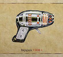 Raygun 008 by Garabating
